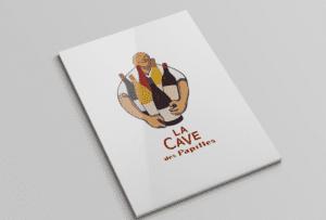 Brochure La cave des papilles