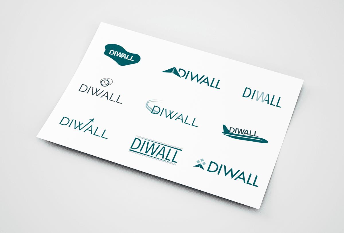 diwall recherches logo