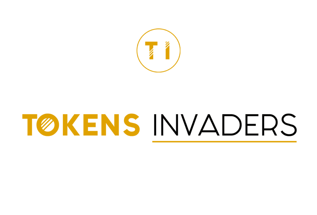 Logo Tokens Invaders