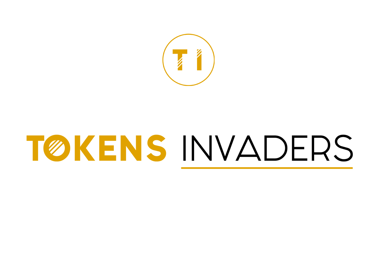 Logo Tokens Invaders
